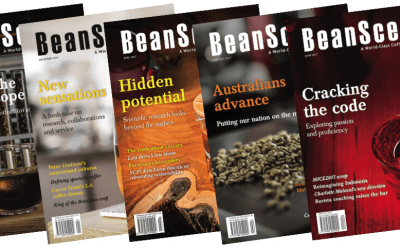 BeanScene sign on as three-year media partners