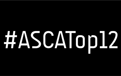 #ASCATop12 announced!