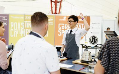 Top five reasons you should encourage your staff to join coffee competitions!