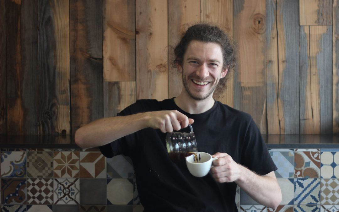 2018 ASCA Australian Brewers Cup Champion Heath Dalziel ready to take on the world