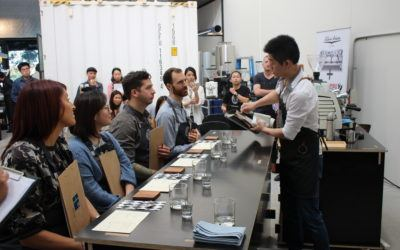 Volunteers needed for the 2020 Southern Region Coffee Championship