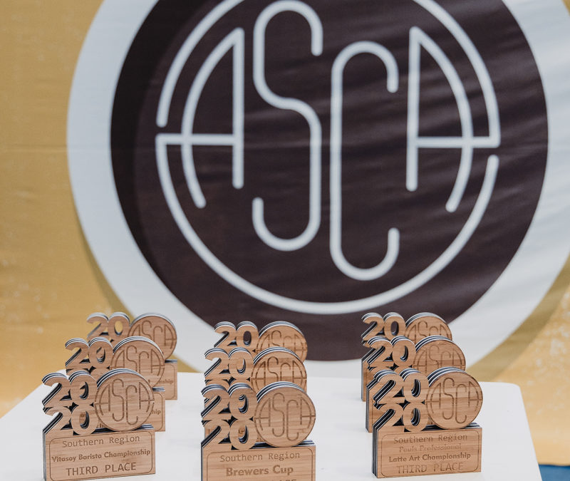 Meet the ASCA 2020 Southern Region Coffee Champions!
