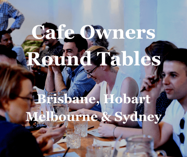 Attend SilverChef Cafe Owners Round Tables