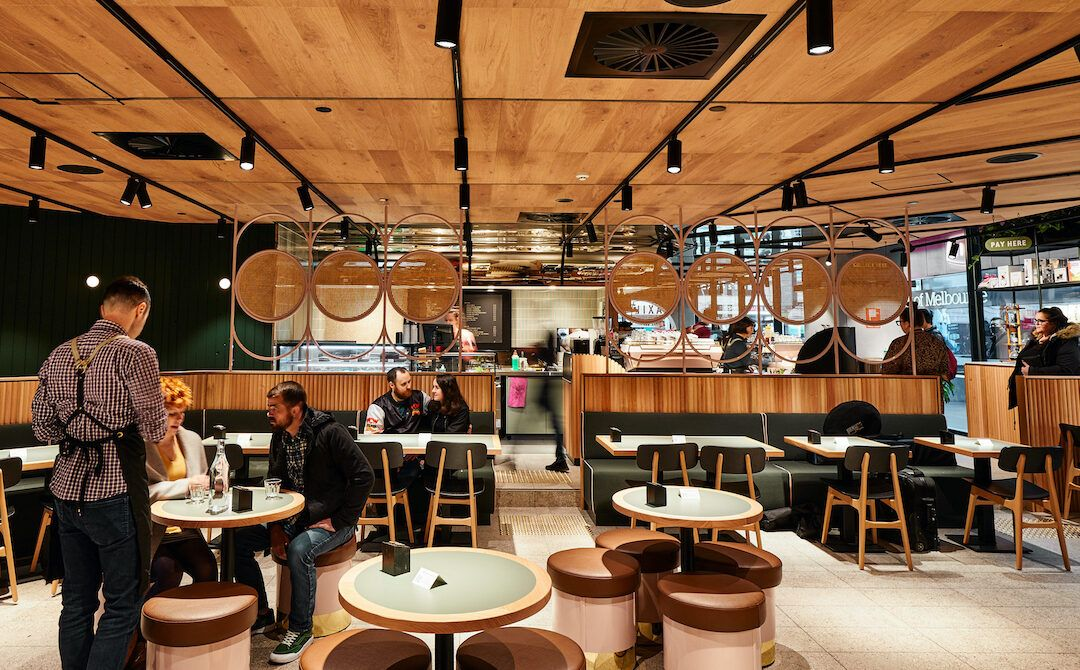 Congratulations to Australia's best designed cafes!